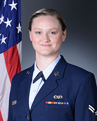 A1C Rayne Helveston