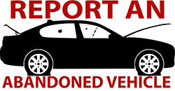 Abandoned Vehicle Reporting