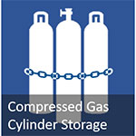 Compressed Gas Cylinder Storage
