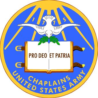 United State Army Chaplain