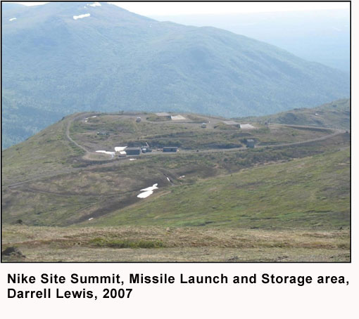 Nike Site Summit Missile Launch and Storage Facility